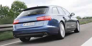 Fahrbericht vom neuen Audi A6 Avant