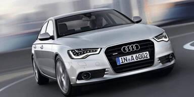 Neue Infos vom nächsten Audi A6