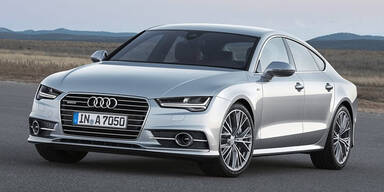 """Audi zeigt den """"neuen"""" A7 Sportback"""