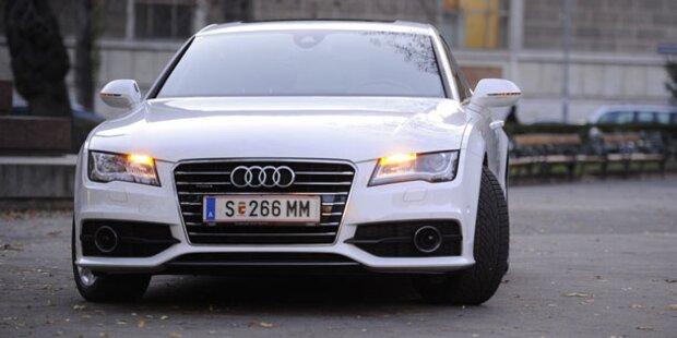 Audi A7 3.0-Liter TDI quattro im Test