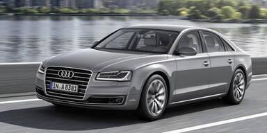 """Alle Infos vom """"neuen"""" Audi A8"""