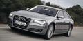 Auch für den V6 gibt es auf Wunsch Voll-LED-Scheinwerfer; Bilder: Audi AG