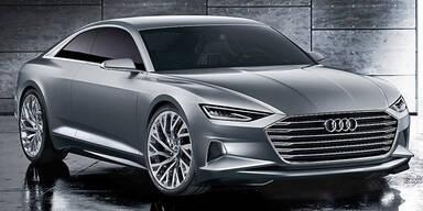 Audi A9-Studie zeigt neues Marken-Design