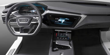 Ist das das Cockpit des neuen Audi A8?
