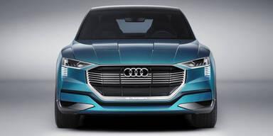 E-Autos: Audi setzt auf schnelles Laden
