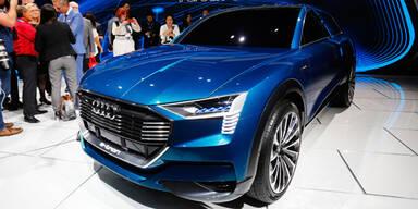China neuer Leitmarkt für E-Autos