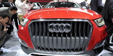 Deutsche Autobauer haben Nase vorn