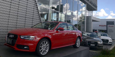 Abgas-Skandal: Weitere Audi betroffen