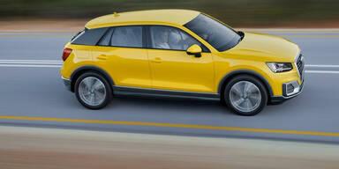 So fährt sich der neue Audi Q2