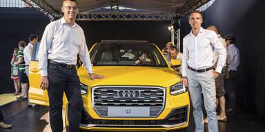 #untaggable-Aktion für Audi Q2 war voller Erfolg
