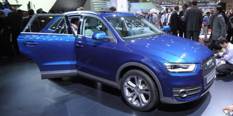 Audi zieht erstmals an Mercedes vorbei