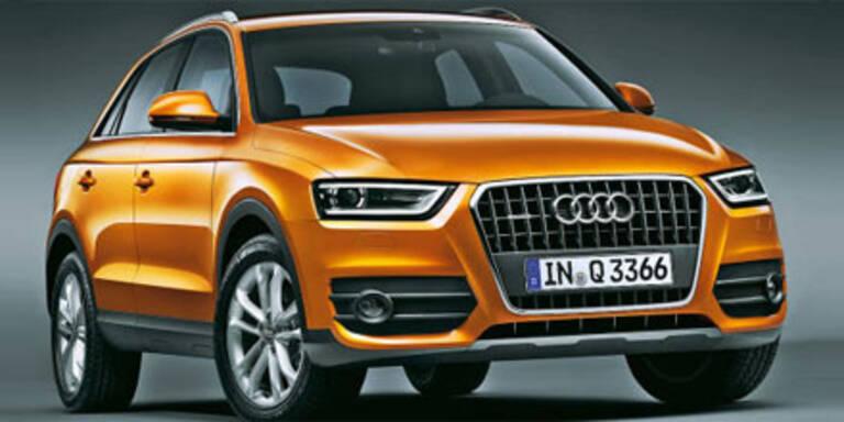 Audi Q3: Alle Infos, Fotos und Preise