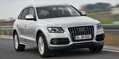 Audi bringt den Q5 als Voll-Hybrid