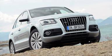 Erster Fahrbericht vom Audi Q5 hybrid