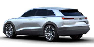 Audi Q6 e-tron greift Tesla an