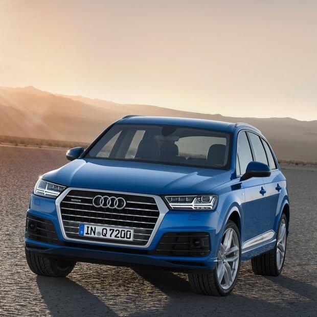 Neuer Audi Q7 2015 Von Abt Bereits Getunt