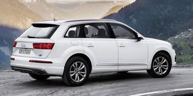 """Audi Q7 jetzt auch mit """"kleinem"""" Diesel"""