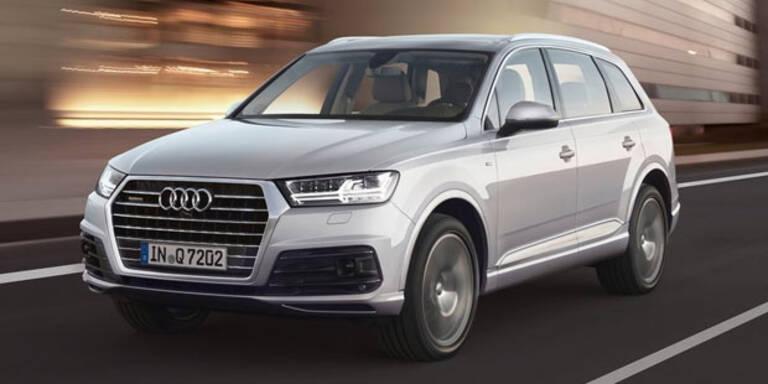 So fährt sich der neue Audi Q7