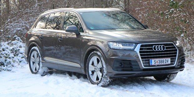 Audi Q7 3.0 TDI quattro im Test