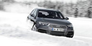 Audi macht Allrad-Modelle billiger