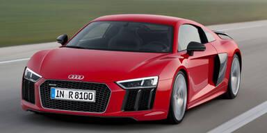 Neuer Audi R8 feiert Weltpremiere