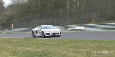 Video zeigt den nächsten Audi R8