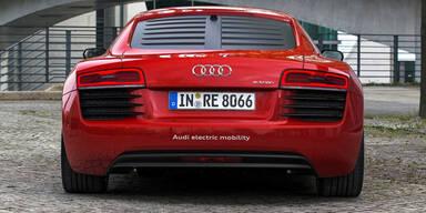 Audi greift mit Super-Elektroauto an