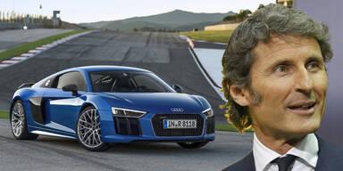 Lambo-Chef wechselt zu Audi quattro