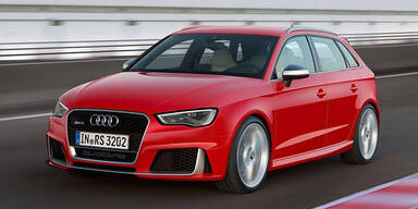 Das ist der neue Audi RS3 Sportback