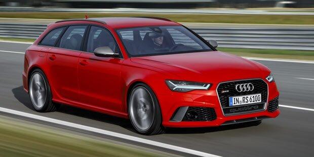 Audi bringt RS6 & RS7 mit über 600 PS