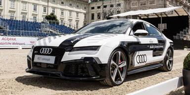 oe24.at fuhr im selbstfahrenden Audi mit