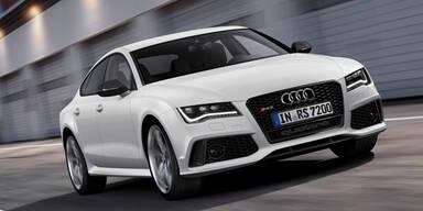 So kommt der neue Audi RS7 Sportback