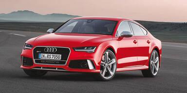 "Audi zeigt den ""neuen"" RS 7 Sportback"