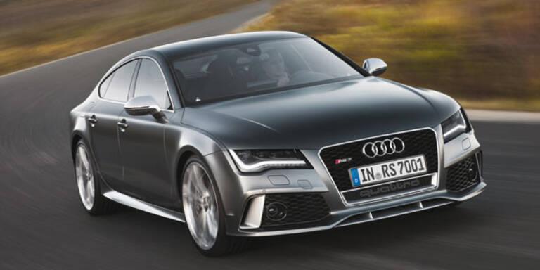 Das kostet der Audi RS7 Sportback