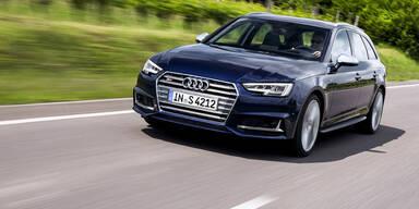 Audi revolutioniert Stoßdämpfersystem