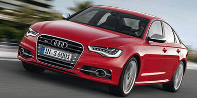 Neuer Audi S6 (Avant), S7 Sportback und S8