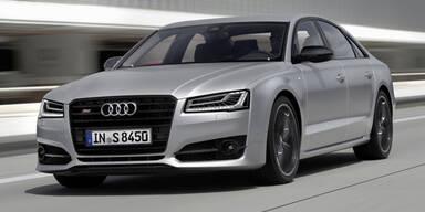 Audi bringt den S8 plus an den Start