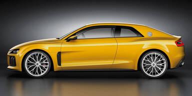 Audi bringt einen neuen Ur-Quattro