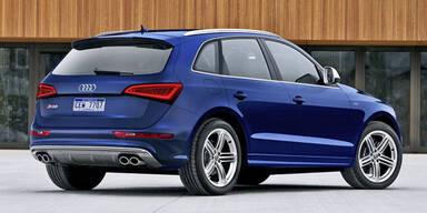 Audi stellt den SQ5 als Benziner vor