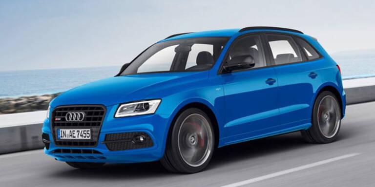 Audi bringt jetzt einen SQ5 TDI plus