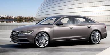 Audi bringt Q8 und weitere A6-Versionen