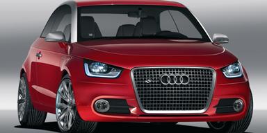 Weltpremiere des Audi A1 naht