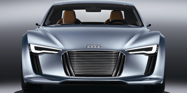 Audi baut den e-tron in Serie