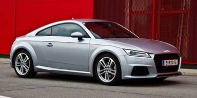 Neuer Audi TT 2,0 TDi im Test