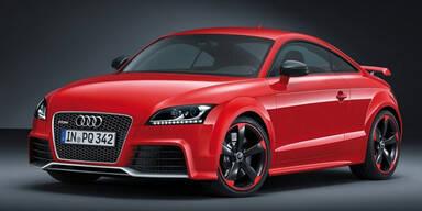 Jetzt bringt Audi den TT RS plus