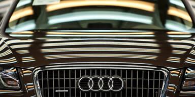 Audi-Werk Brüssel stoppt die Bänder