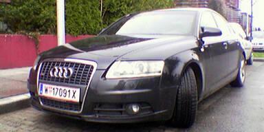 Audi A6 Limousine 3.0 TDI V6 quattro mit Dieselpartikelfilter
