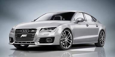 Audi A7 von Abt