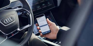 Audi startet Bezahldienst AudiPay