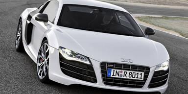 Audi bringt 525-PS-Verison des Supersportlers R8